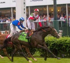 Bricks and Mortar Exudes Power In Old Forester Turf Classic