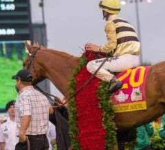 Country House Named Historic Kentucky Derby Winner