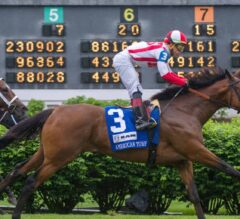 Belmont Derby Preview: Full Field Takes Aim at First Leg of Turf Trinity