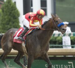 McKinzie Possums His Way To Victory In Alysheba