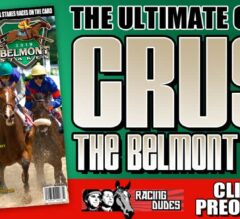 Racing Dudes Belmont Stakes Wagering Guide and Picks Presale