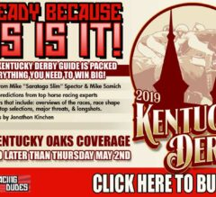 Racing Dudes 35-Page Kentucky Derby Wagering Guide Released