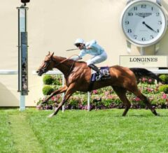 Watch Me Finds Glory in Coronation