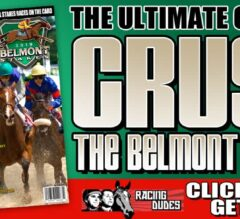 Racing Dudes Belmont Stakes Wagering Guide and Picks Released