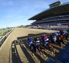 Early Look at 2021 Belmont Stakes Probables