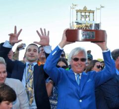 Baffert Sends Mucho Gusto to Haskell Invitational Looking for Record 9th Win