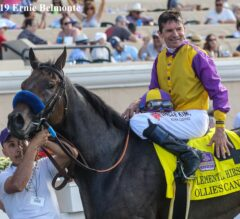 Ogden Phipps Preview: Ollie's Candy Heads East for Elusive Victory