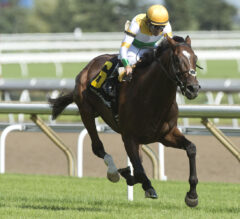 Tiz a Slam Defends Nijinsky Title