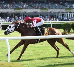 Henley's Joy Shocks Belmont Derby