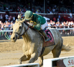 Highest Honors Collects Curlin Crown