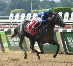 Royal Charlotte Impressive in Victory Ride