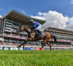 Battaash Rolls in Coolmore Nunthorpe Stakes at York, Gains Berth into Breeders' Cup Turf Sprint