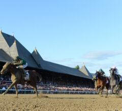 Racing Dudes Three Stars of the Week: Code of Honor Dazzles in Travers