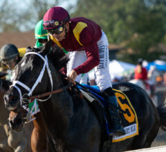Coal Front Fends Off Diamond King in Parx Dirt Mile