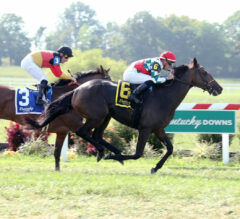 Gentle Ruler Now 5 of 6 After 0-for-11 Start