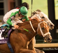 Mocito Rojo Wears Down Silver Dust to Win Lukas Classic