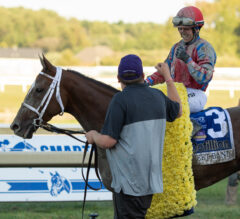 Ten Draw Into Pennsylvania Derby Field, Nine For Cotillion