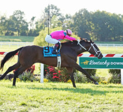 Racing Dudes Three Stars of the Week: Turf Standouts