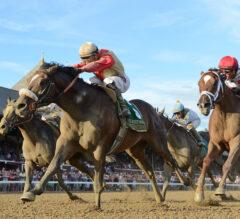 Racing Dudes Three Stars of the Week: Goodbye, Saratoga and Del Mar