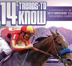 14 Trends to Know for the 2019 Breeders' Cup