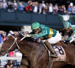 Vosburgh Preview: Engage Makes Long-Awaited Return