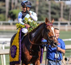 Tepin Preview: Breeders' Cup Champ Sharing Returns