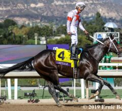 Octet of 3-Year-Olds Among 17 Breeders' Cup Sprint Pre-Entries