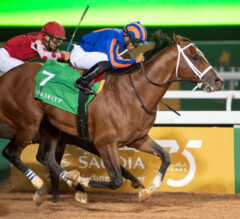 Racing Dudes Three Stars of The Week: Saudi Sensation
