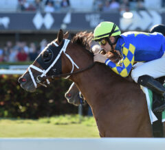 Sombeyay Scores in Canadian Turf