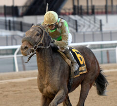 Adventist Goes from Last to First in Bernardini