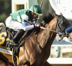 Combatant Gives Sadler, Hronis Racing Record Third Straight Big 'Cap