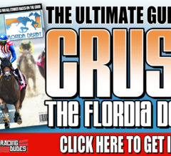 Racing Dudes 2020 Florida Derby Wagering Guide and Picks Released
