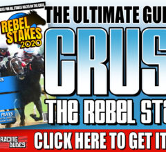 Racing Dudes 2020 Rebel Stakes Wagering Guide and Picks Released