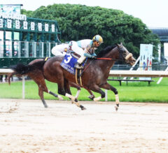 Tom's d'Etat Ultra-Powerful in Oaklawn Mile