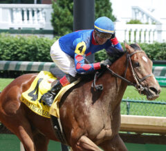Bell's the One Bombs the Tote in Winning Colors