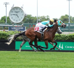 Sir Cat Preview: Chimney Rock Ready for Next Test