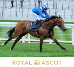 Third Time's the Charm for Battaash in King's Stand