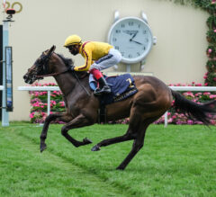 Campanelle Meet's First American Winner in Queen Mary