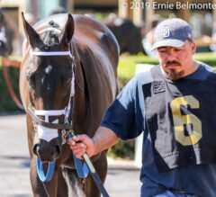 Dean Martini's Mid-Race Move Makes the Difference in Ohio Derby