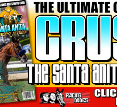 Racing Dudes 2020 Santa Anita Derby Wagering Guide and Picks