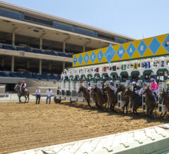 Del Mar Cancels July 17-19 Cards