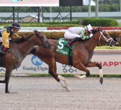 Odds-On Favorites Rule Gulfstream Park Stakes