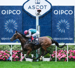 Enable so impressive as she becomes first three-time winner of the King George VI & Queen Elizabeth QIPCO Stakes