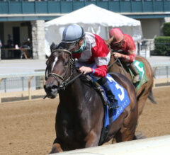 Four Graces Wins Beaumont With Record-Setting Effort