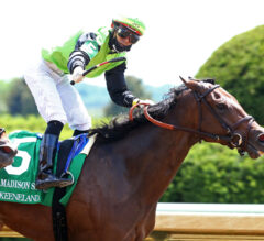 Game Guarana Gifts Brown With 100th G1 Score in Madison