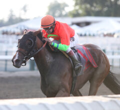 Horologist Returns Home a Winner in Molly Pitcher