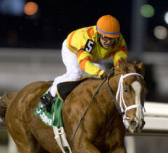 Da Silva closes his career during Woodbine's season finale