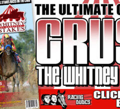 Racing Dudes 2020 Whitney Stakes Wagering Guide and Picks