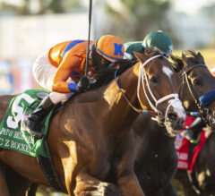 C Z Rocket Emerges Victorious in Pat O'Brien