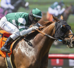 Chaos Theory Rallies to Win Green Flash